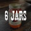 6 Jars of Blazin Habanero Jelly